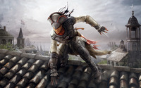 Aveline de Grandpre - Assassin's Creed III: Liberation wallpaper 1920x1080 jpg