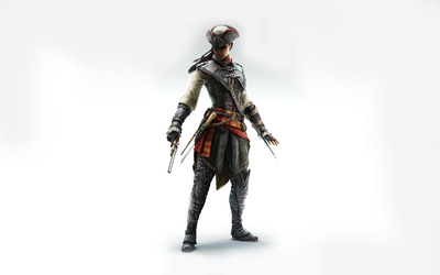 Aveline de Grandpre - Assassin's Creed III: Liberation [3] wallpaper