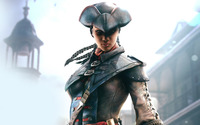 Aveline de Grandpre - Assassin's Creed III: Liberation [2] wallpaper 1920x1080 jpg