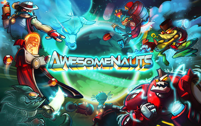 Awesomenauts wallpaper