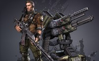 Axton - Borderlands 2 wallpaper 2560x1600 jpg