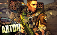 Axton - Borderlands 2 [2] wallpaper 1920x1080 jpg