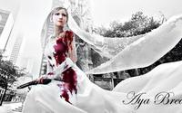 Aya Brea - The 3rd Birthday wallpaper 1920x1080 jpg