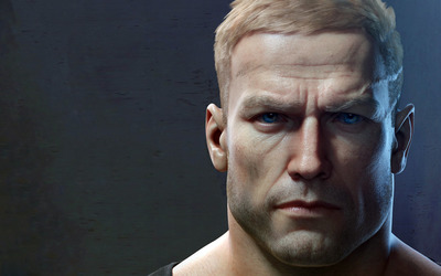B.J. Blazkowicz - Wolfenstein: The New Order wallpaper