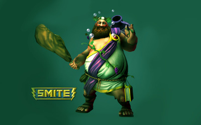 Bacchus - Smite wallpaper