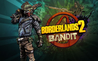 Bandit - Borderlands 2 wallpaper 1920x1200 jpg