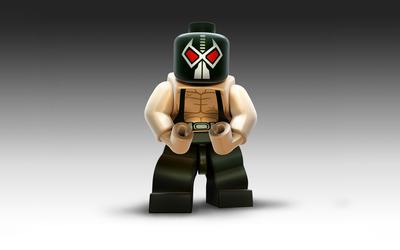 Bane - Lego Marvel Super Heroes wallpaper