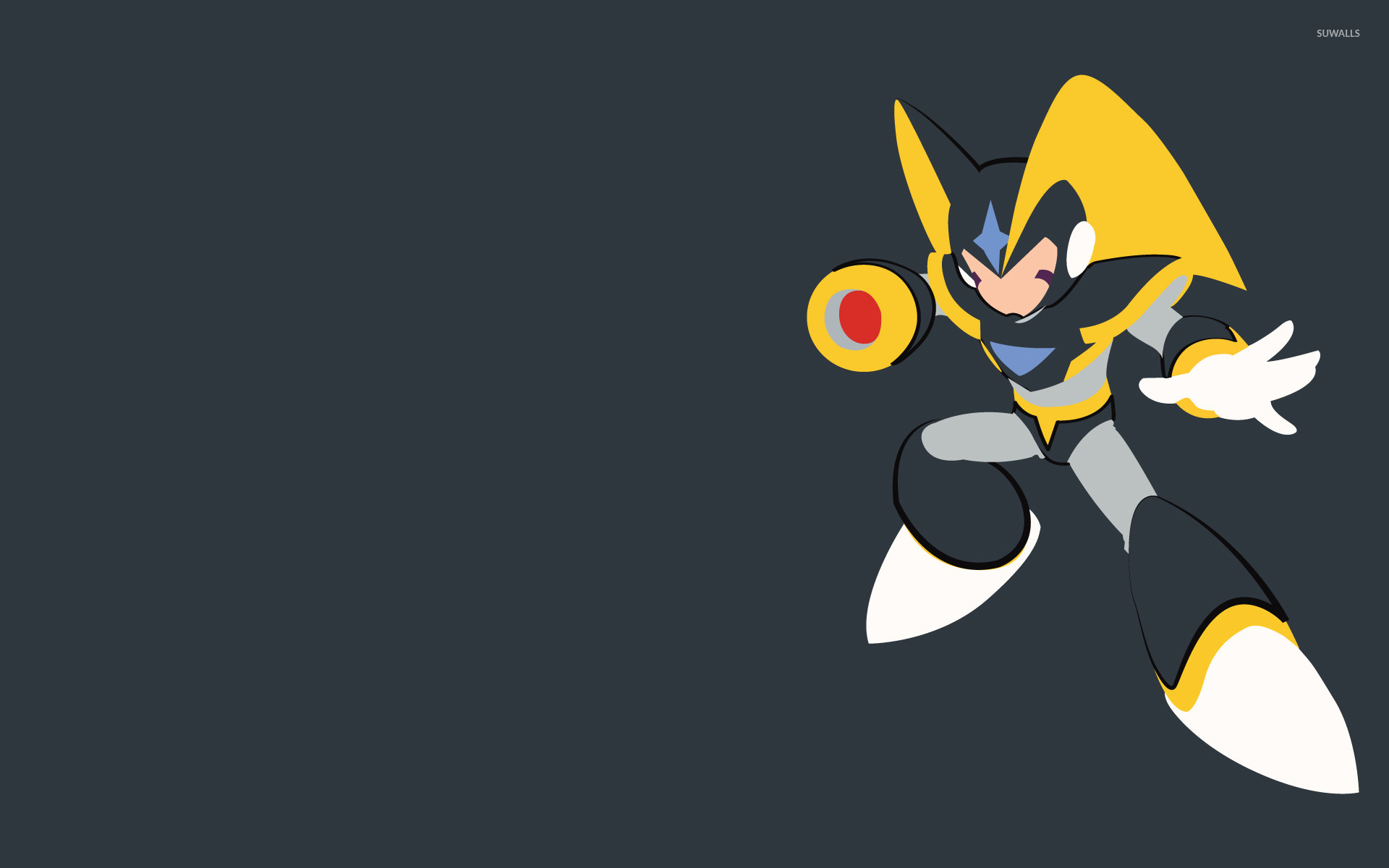 Bass - Mega Man wallpaper - Game