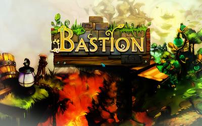 Bastion [4] wallpaper