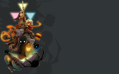 Bastion wallpaper