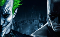 Batman: Arkham Asylum wallpaper 1920x1200 jpg
