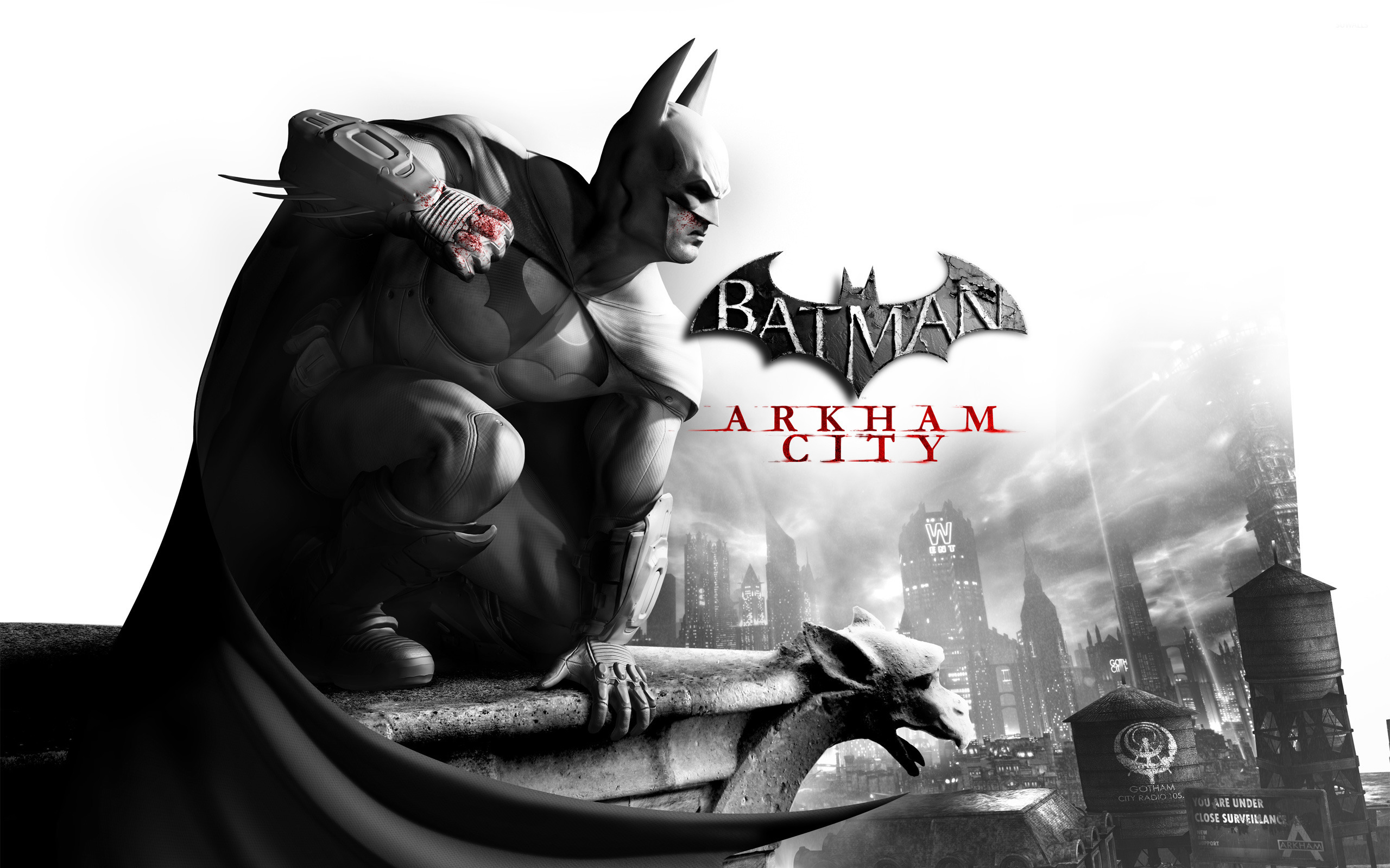 Image result for batman arkham city wallpaper
