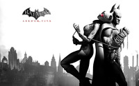Batman: Arkham City [3] wallpaper 2560x1600 jpg