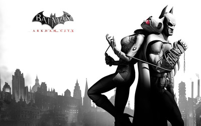 Batman: Arkham City [3] wallpaper