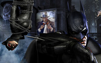 Batman: Arkham City [5] wallpaper 1920x1200 jpg