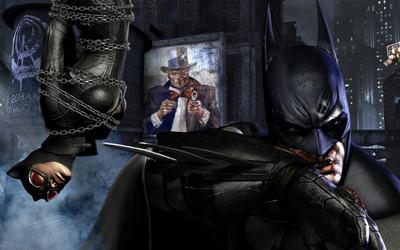 Batman: Arkham City [5] wallpaper
