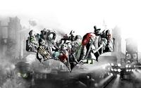 Batman: Arkham City [4] wallpaper 1920x1200 jpg