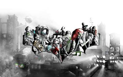 Batman: Arkham City [4] wallpaper