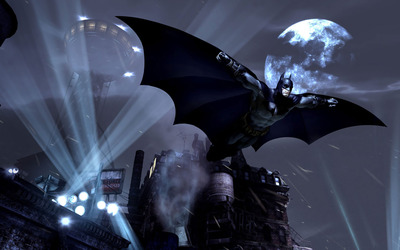 Batman: Arkham City [9] wallpaper