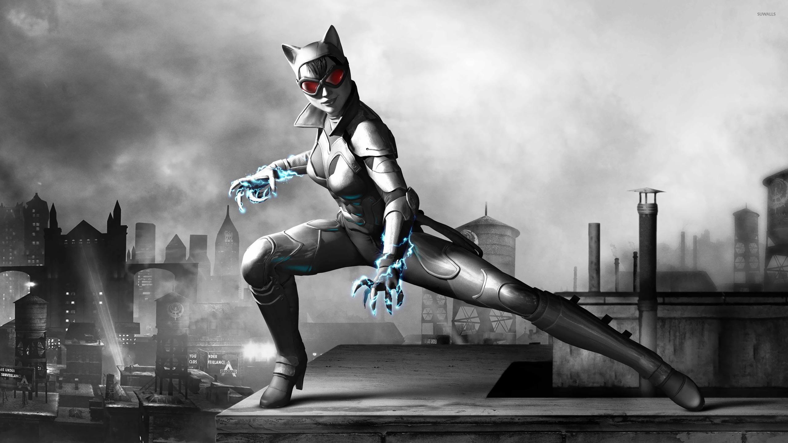 Batman Arkham City Wallpaper Arlequina: Batman: Arkham City [6] Wallpaper