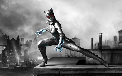 Batman: Arkham City [6] wallpaper