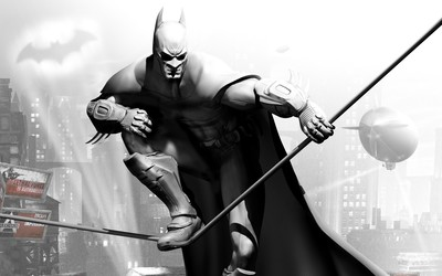 Batman: Arkham City [10] wallpaper