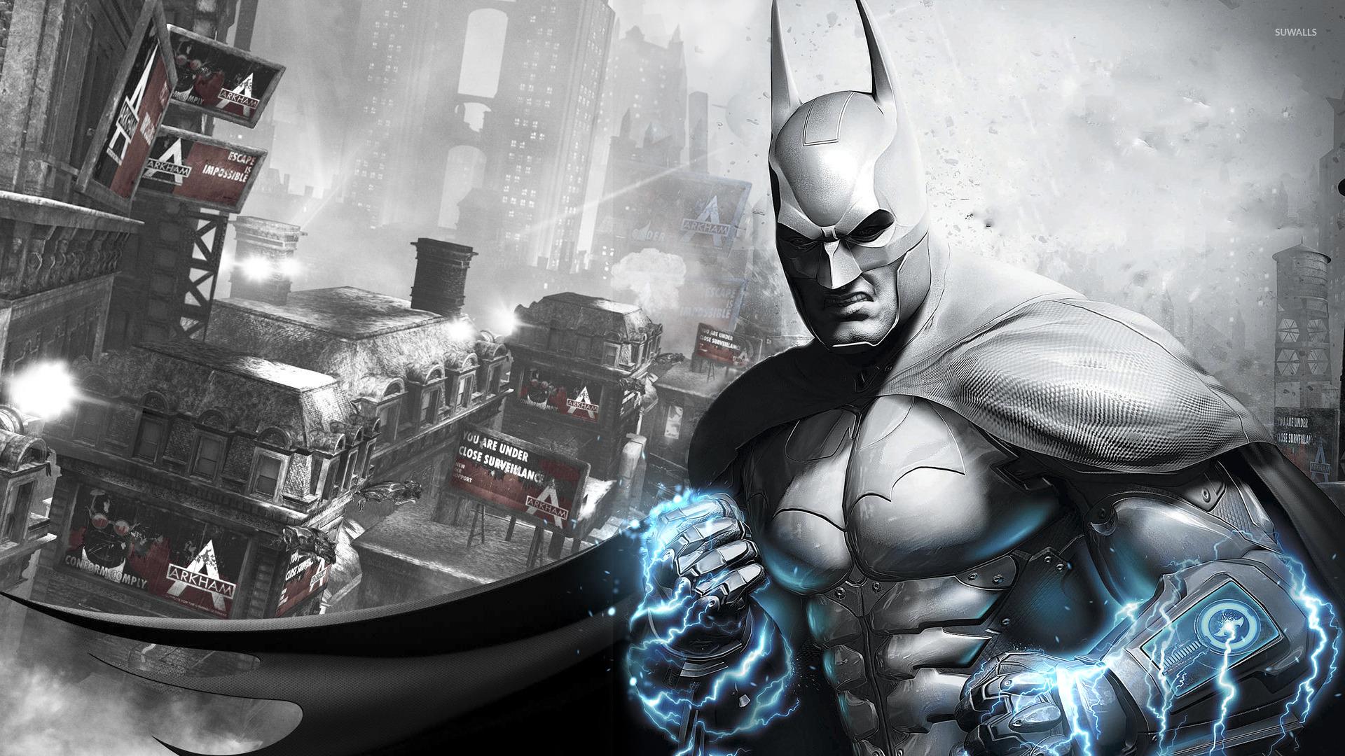 Batman Arkham City 8 Wallpaper 1920x1080 Jpg