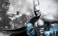 Batman: Arkham City [8] wallpaper 1920x1080 jpg