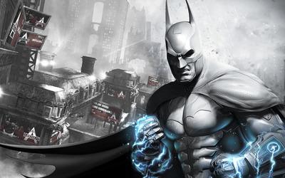 Batman: Arkham City [8] wallpaper