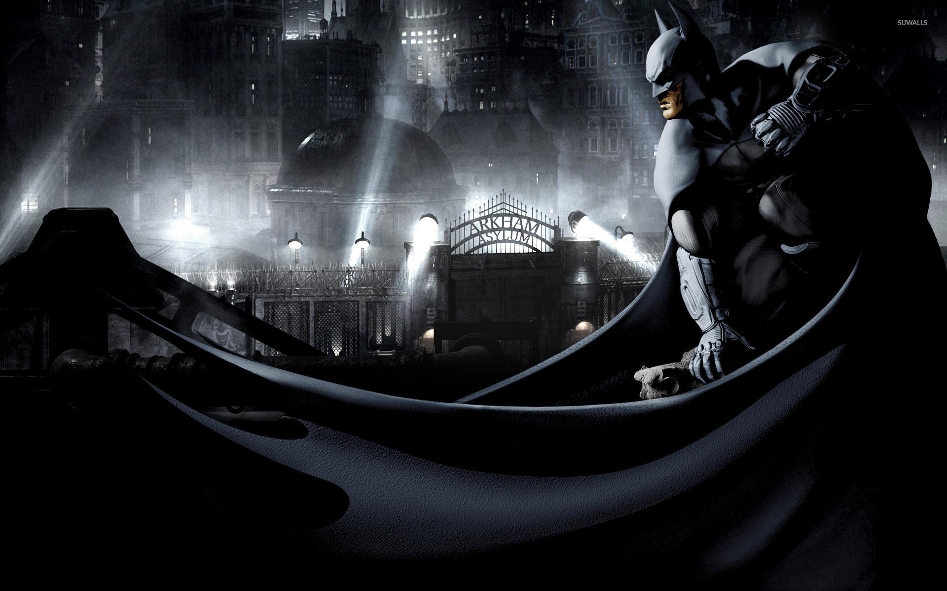 batman: arkham city [7] wallpaper - game wallpapers - #44916