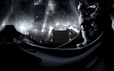 Batman: Arkham City [7] wallpaper