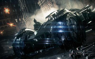 Batman: Arkham Knight [2] wallpaper