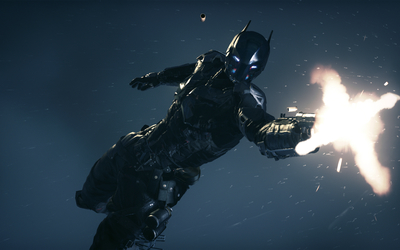 Batman: Arkham Knight [8] wallpaper