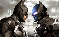Batman: Arkham Knight [10] wallpaper 2560x1440 jpg