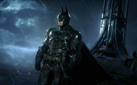 Batman - Arkham Night [2] wallpaper 2880x1800 jpg