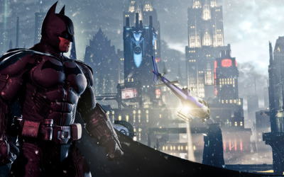 Batman: Arkham Origins [10] wallpaper