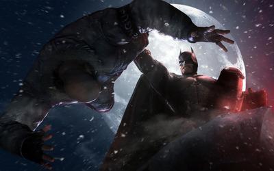Batman: Arkham Origins [18] wallpaper