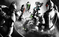 Batman: Arkham Origins [4] wallpaper 1920x1200 jpg