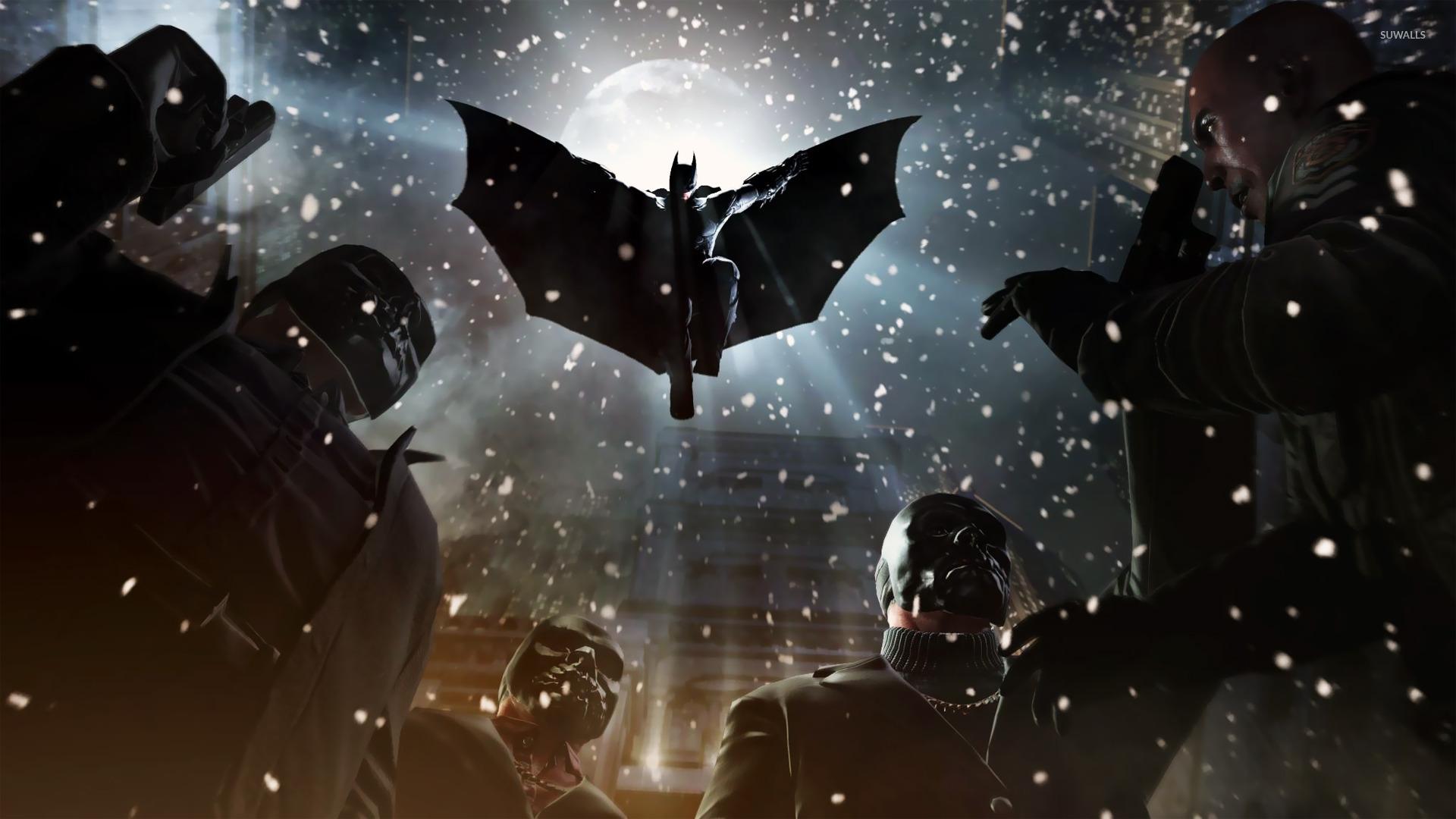 Batman Arkham Origins 3 Wallpaper