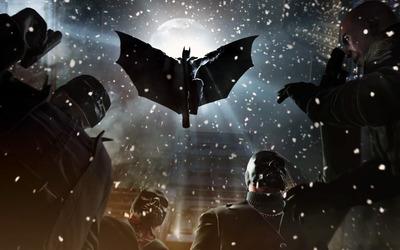 Batman: Arkham Origins [3] wallpaper