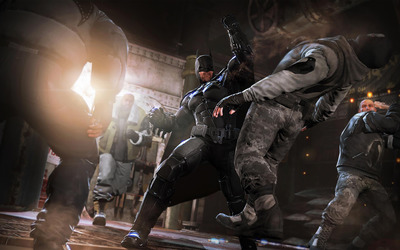 Batman: Arkham Origins [14] wallpaper