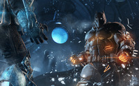 Batman: Arkham Origins [12] wallpaper 2560x1600 jpg