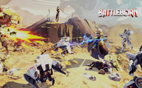 Battle in the desert - Battleborn wallpaper 1920x1080 jpg