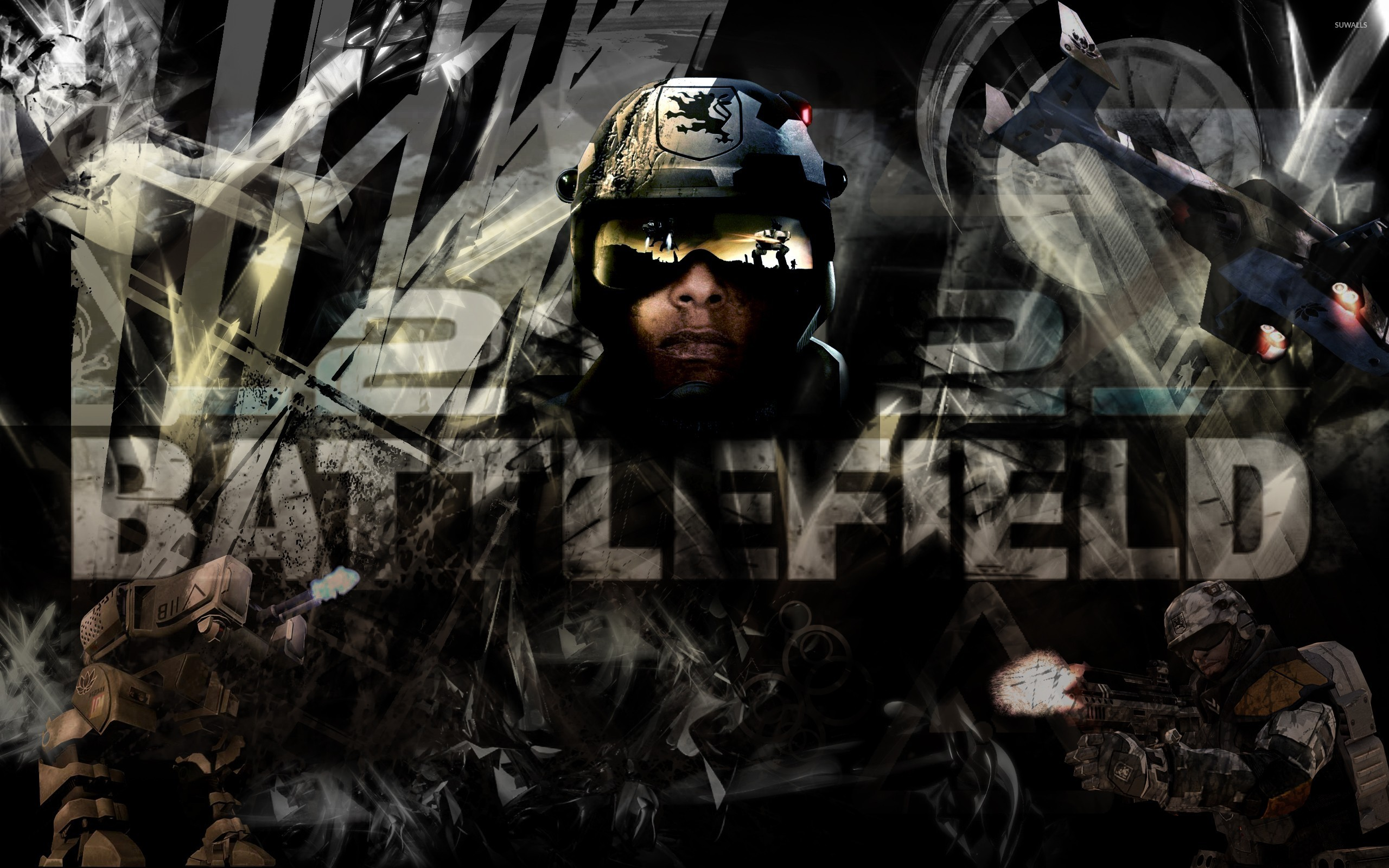battlefield 2142 [2] wallpaper - game wallpapers - #43233