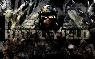Battlefield 2142 [2] wallpaper