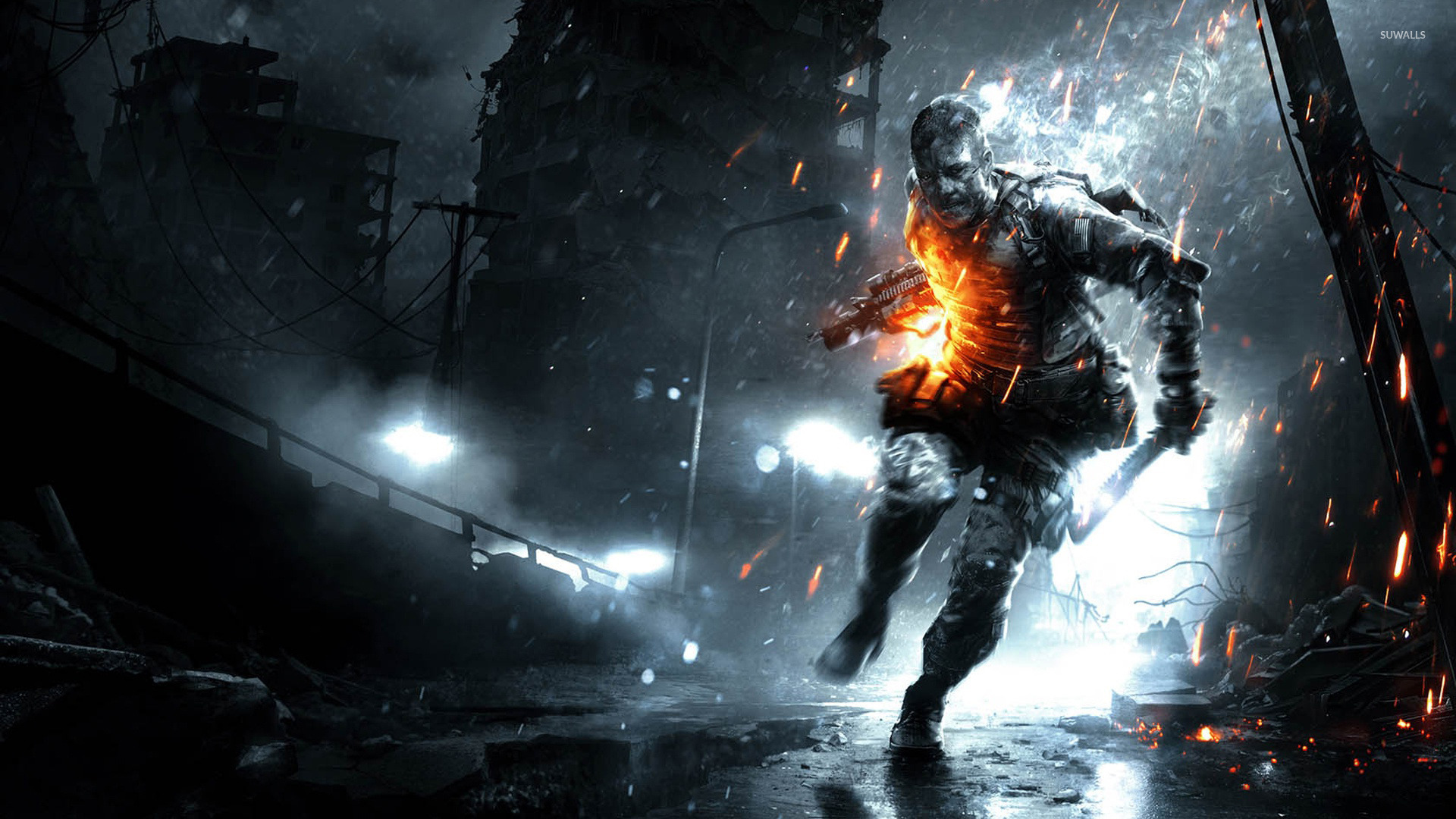 battlefield 3 [3] wallpaper - game wallpapers - #17066