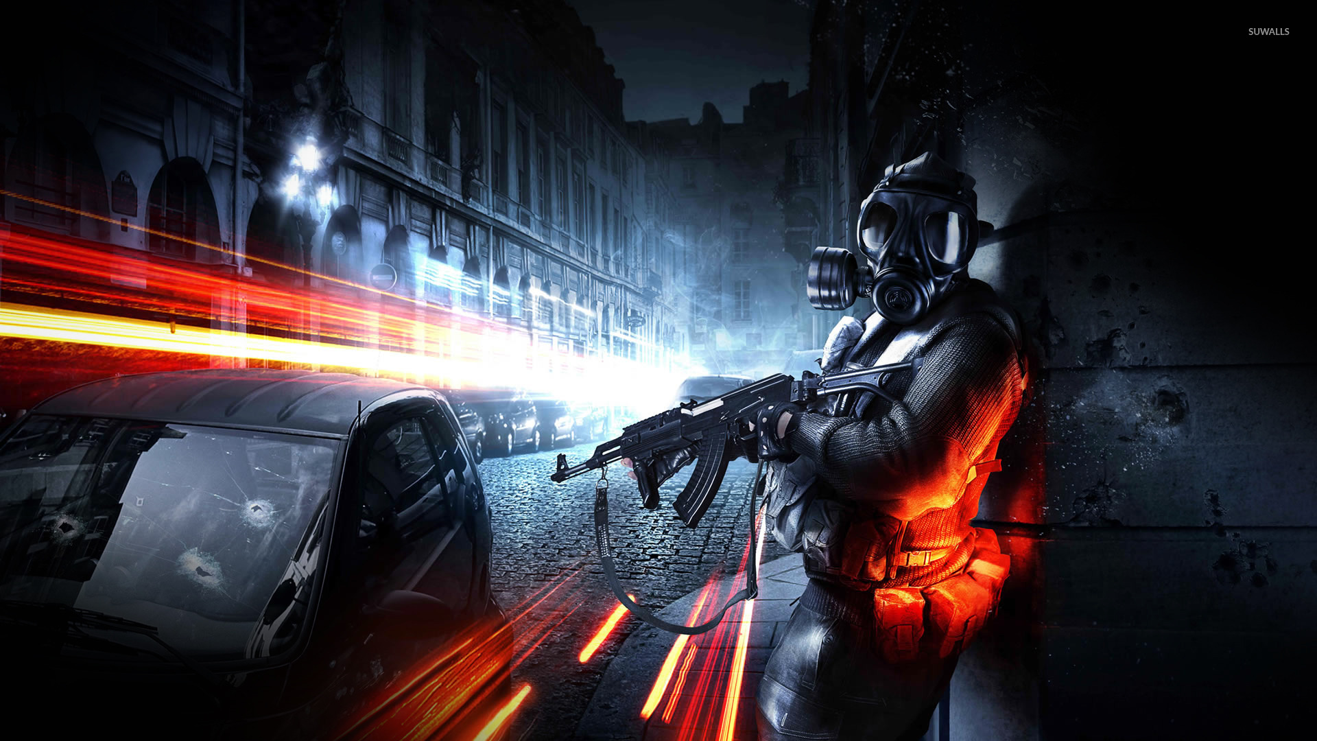 battlefield 3 [17] wallpaper - game wallpapers - #18828