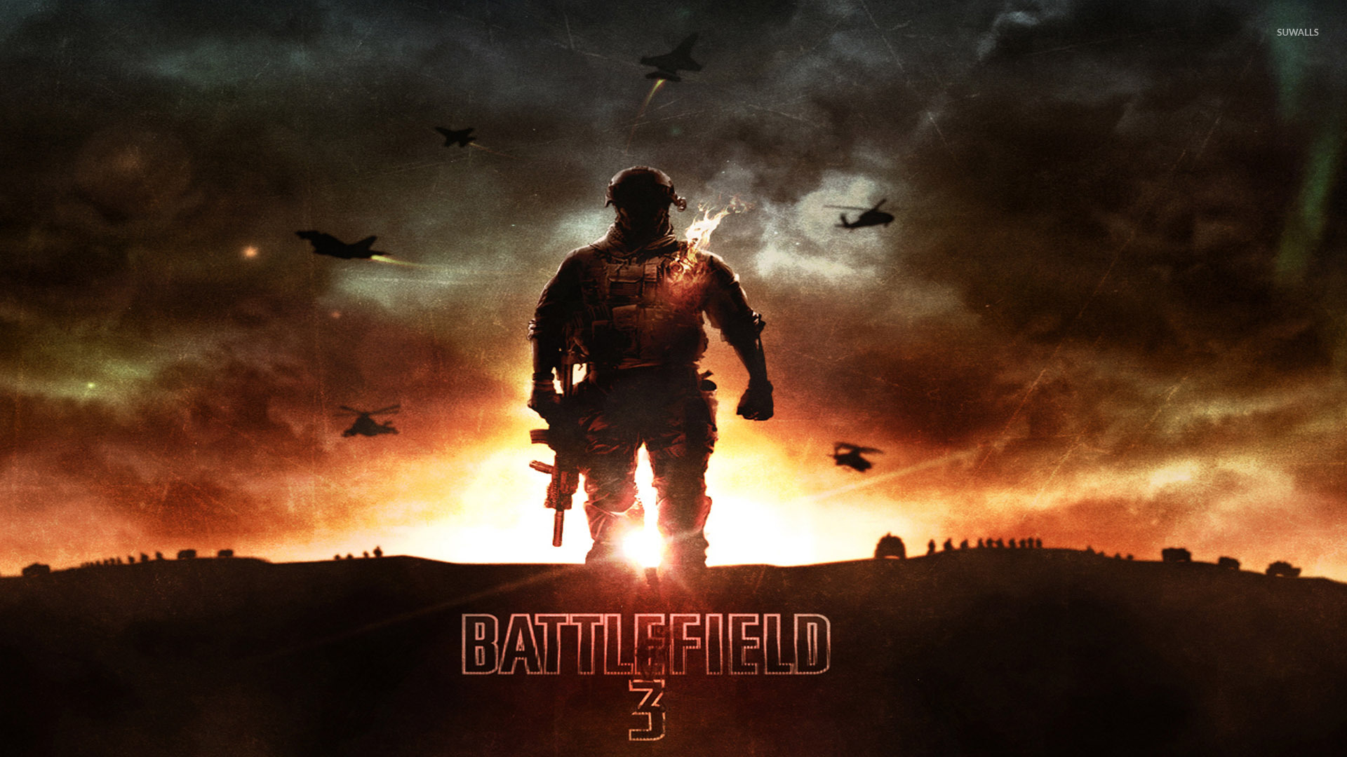 battlefield 3 [18] wallpaper - game wallpapers - #30808