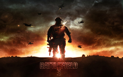 Battlefield 3 [18] wallpaper