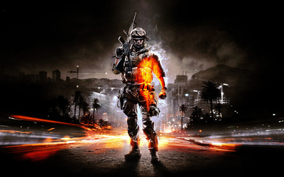 Battlefield 3 [15] wallpaper